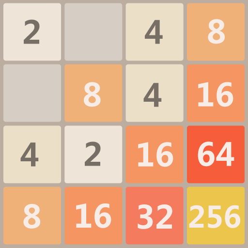2048 Charm: Classic & Free, Number Puzzle Game 5.0501(MOD, Unlimited Money)