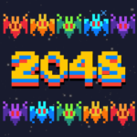 2048 INVADERS 1.0.8 (MOD, Unlimited Money)