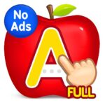 ABC Kids – Tracing & Phonics 1.5.9 (MOD, Unlimited Money)