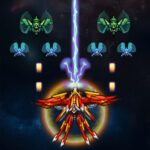 Alien Attack: Galaxy Invaders 1.3.6 (MOD, Unlimited Money)