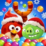 Angry Birds POP Bubble Shooter 3.89.1 (MOD, Unlimited Money)