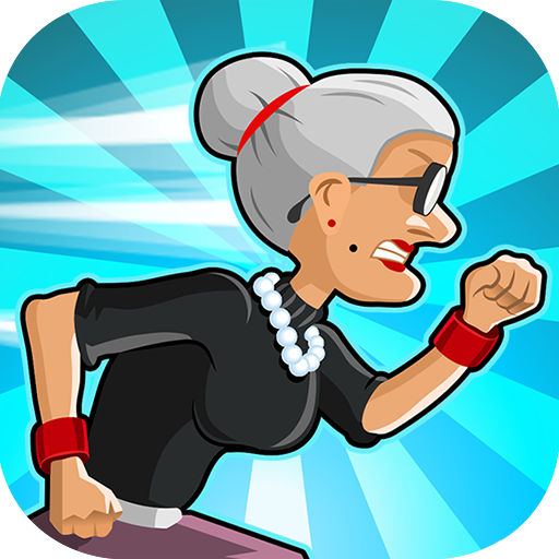 Angry Gran Run – Running Game 2.16.0 (MOD, Unlimited Money)