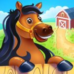 Animal Farm for Kids. Toddler games. 2.0.14 (MOD, Unlimited Money)