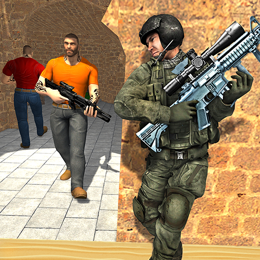 Anti-Terrorist Shooting Mission 2020 4.1 (MOD, Unlimited Money)