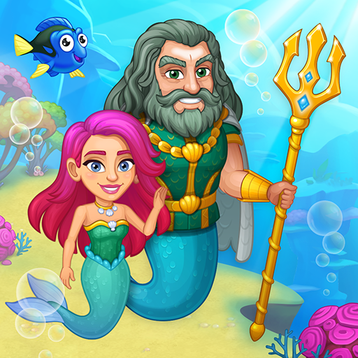 Aquarium Farm -fish town, Mermaid love story shark 1.33(MOD, Unlimited Money)
