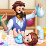 Baby Manor: Baby Raising Simulation & Home Design 1.2.0 (MOD, Unlimited Money)