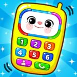 Baby Phone for toddlers – Numbers, Animals & Music 3.3 (MOD, Unlimited Money)