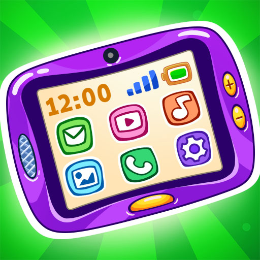 Babyphone & tablet – baby learning games, drawing 2.0.29(MOD, Unlimited Money)