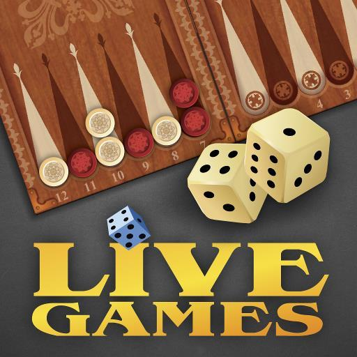 Backgammon LiveGames – live free online game 4.00 (MOD, Unlimited Money)