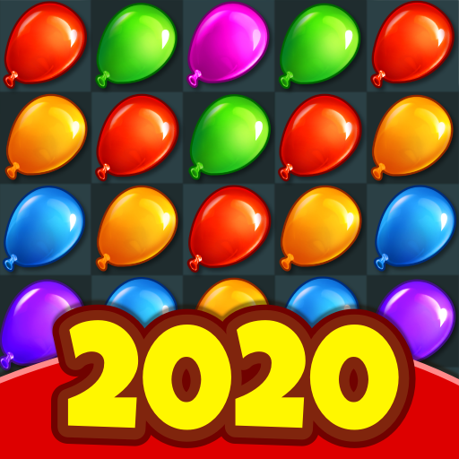 Balloon Paradise – Free Match 3 Puzzle Game 4.0.5 (MOD, Unlimited Money)