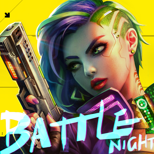 Battle Night: Cyber Squad-Idle RPG 1.3.8 (MOD, Unlimited Money)