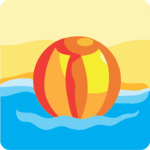 Beach Ball Slide 1.3 (MOD, Unlimited Money)