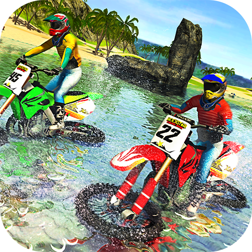 Beach Water Surfer Bike Racing 1.1 (MOD, Unlimited Money)