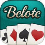 Belote.com – Free Belote Game 2.1.7 (MOD, Unlimited Money)