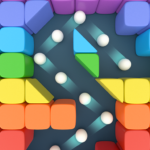 Brick Ball Blast: Free Bricks Ball Crusher Game 1.9.0(MOD, Unlimited Money)
