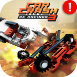Brick Car Crash RC Racings Online III 2020 1.01 (MOD, Unlimited Money)
