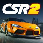 CSR Racing 2 – Free Car Racing Game 2.18.2  (MOD, Unlimited Money)