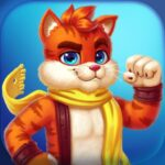 Cat Heroes: Puzzle Adventure 51.2.1 (MOD, Unlimited Money)