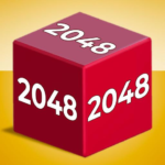 Chain Cube: 2048 3D merge game 1.40.05 (MOD, Unlimited Money)