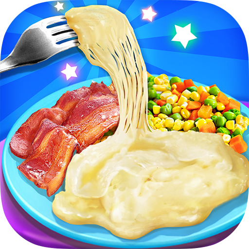 Cheesy Potatoes – New Year Trendy Cheesy Food 1.4 (MOD, Unlimited Money)