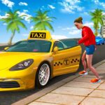 City Taxi Driving Sim 2020: Free Cab Driver Games 1.0.5 (MOD, Unlimited Money)