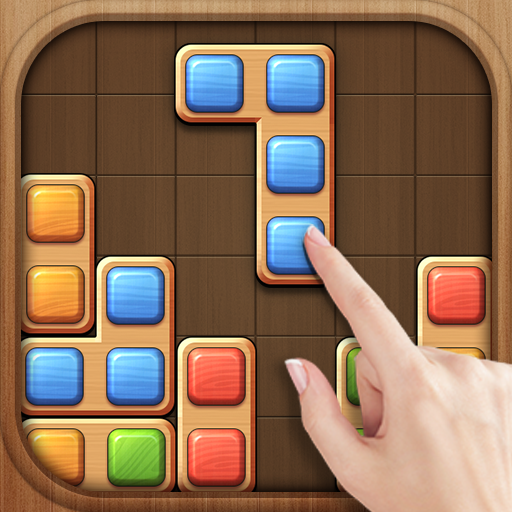 Color Wood Block Puzzle – Free Fun Drop Brain Game 1.4.6 (MOD, Unlimited Money)