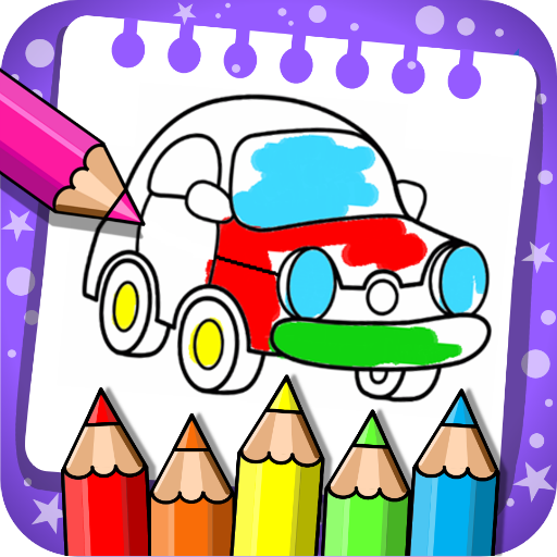 Coloring & Learn 1.132 (MOD, Unlimited Money)