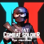 Combat Soldier – The Polygon 0.24 (MOD, Unlimited Money)