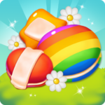 Cookie Macaron Pop : Sweet Match 3 Puzzle 1.5.4 (MOD, Unlimited Money)