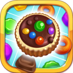 Cookie Mania – Match-3 Sweet Game 2.6.5(MOD, Unlimited Money)