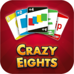 Crazy Eights 3D 2.8.15 (MOD, Unlimited Money)