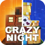 Crazy Night:Idle Casino Tycoon 0.33(MOD, Unlimited Money)