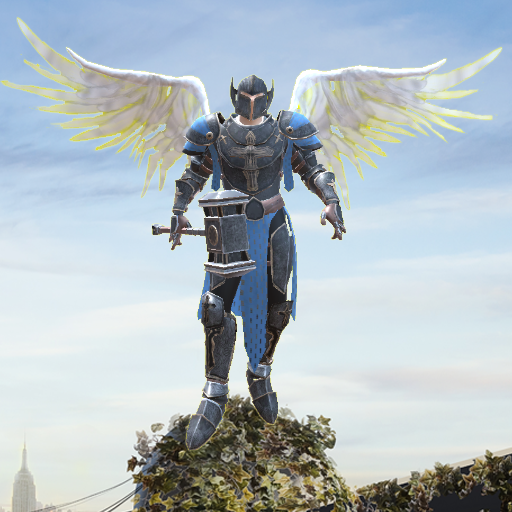 Crime Angel Superhero – Vegas Air Strike 1.1.1 (MOD, Unlimited Money)