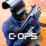 Critical Ops: Online Multiplayer FPS Shooting Game 1.23.1.f1326  (MOD, Unlimited Money)