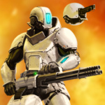 CyberSphere: TPS Online Action-Shooting Game 2.19.64 (MOD, Unlimited Money)