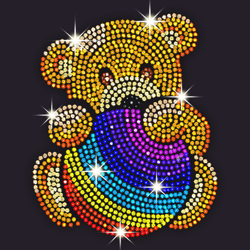 Diamond Coloring – Sequins Art & Paint by Numbers 1.4.3(MOD, Unlimited Money)