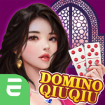 Domino qq gaple qiuqiu  remi poker domino99 1.4.3 (MOD, Unlimited Money)