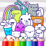 Doodle Coloring Book 1.2 (MOD, Unlimited Money)