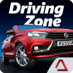 Driving Zone: Russia 1.31(MOD, Unlimited Money)