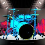 Drum Hero (rock music game, tiles style) 2.4.4 (MOD, Unlimited Money)