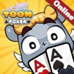 Dummy & Toon Poker Texas Online Card Game 3.3.642 (MOD, Unlimited Money)