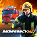 EMERGENCY HQ – free rescue strategy game 1.6.09  (MOD, Unlimited Money)