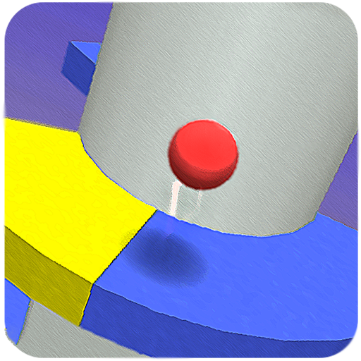 Endless Ball Fall – jump in the helix 3.9 (MOD, Unlimited Money)