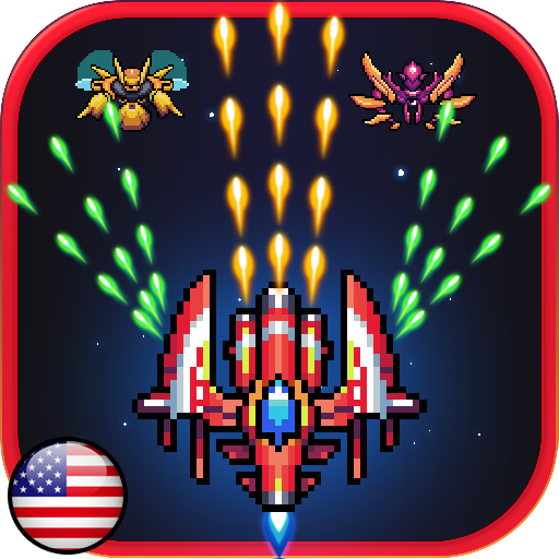 Falcon Squad: Galaxy Attack – Free shooting games 63.5 (MOD, Unlimited Money)