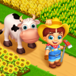 Family Farm Seaside 6.8.100 (MOD, Unlimited Money)