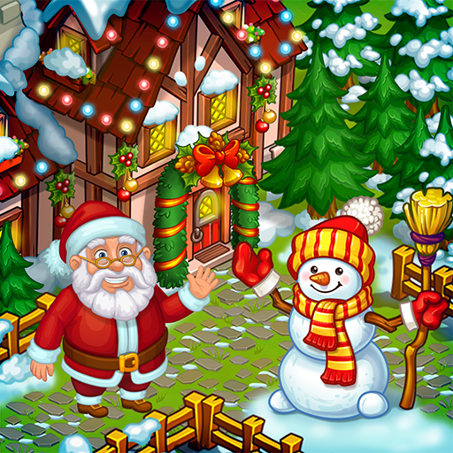 Farm Snow: Happy Christmas Story With Toys & Santa 2.23 (MOD, Unlimited Money)