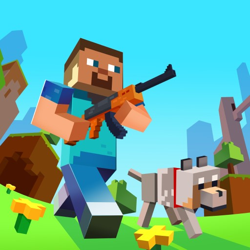 Fire Craft: 3D Pixel World 1.76 (MOD, Unlimited Money)