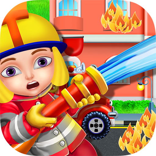 Firefighters Fire Rescue Kids – Fun Games for Kids 1.0.14  (MOD, Unlimited Money)