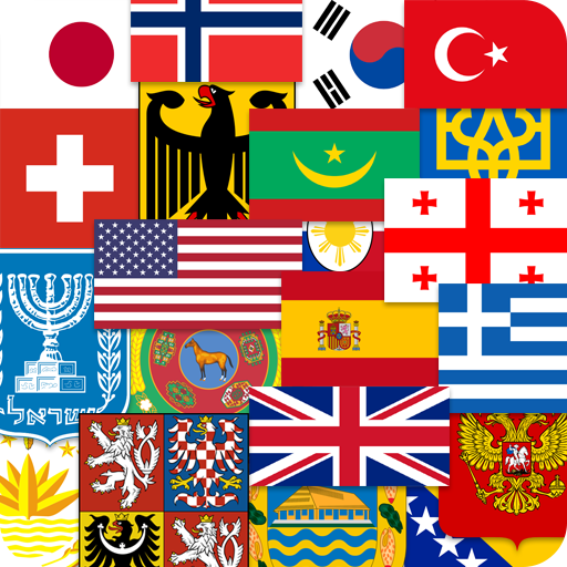 Flags of the World & Emblems of Countries: Quiz 2.16 (MOD, Unlimited Money)