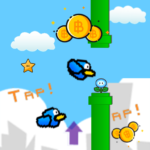 Flappy Bitcoin Free – First Bitcoin Game 5.4.0.0 (MOD, Unlimited Money)